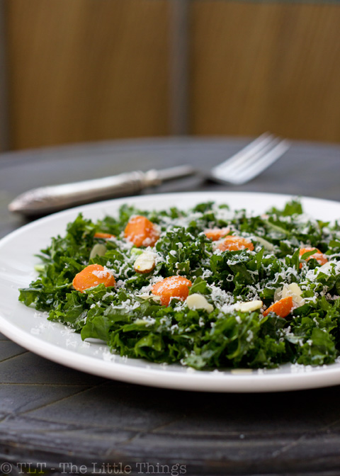 Northern Spy Food Co. Kale Salad
