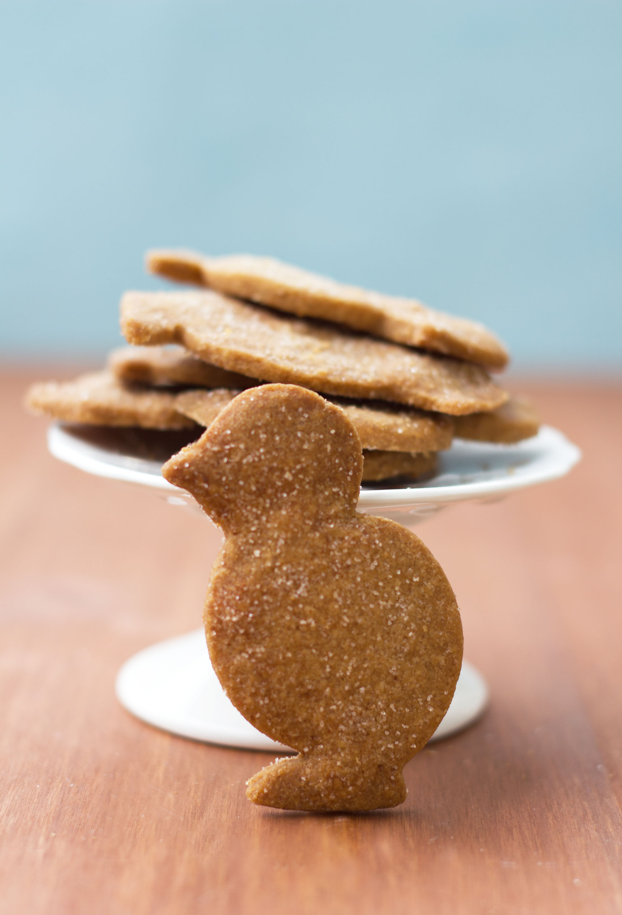 Cinnamon Brown Sugar Cookies