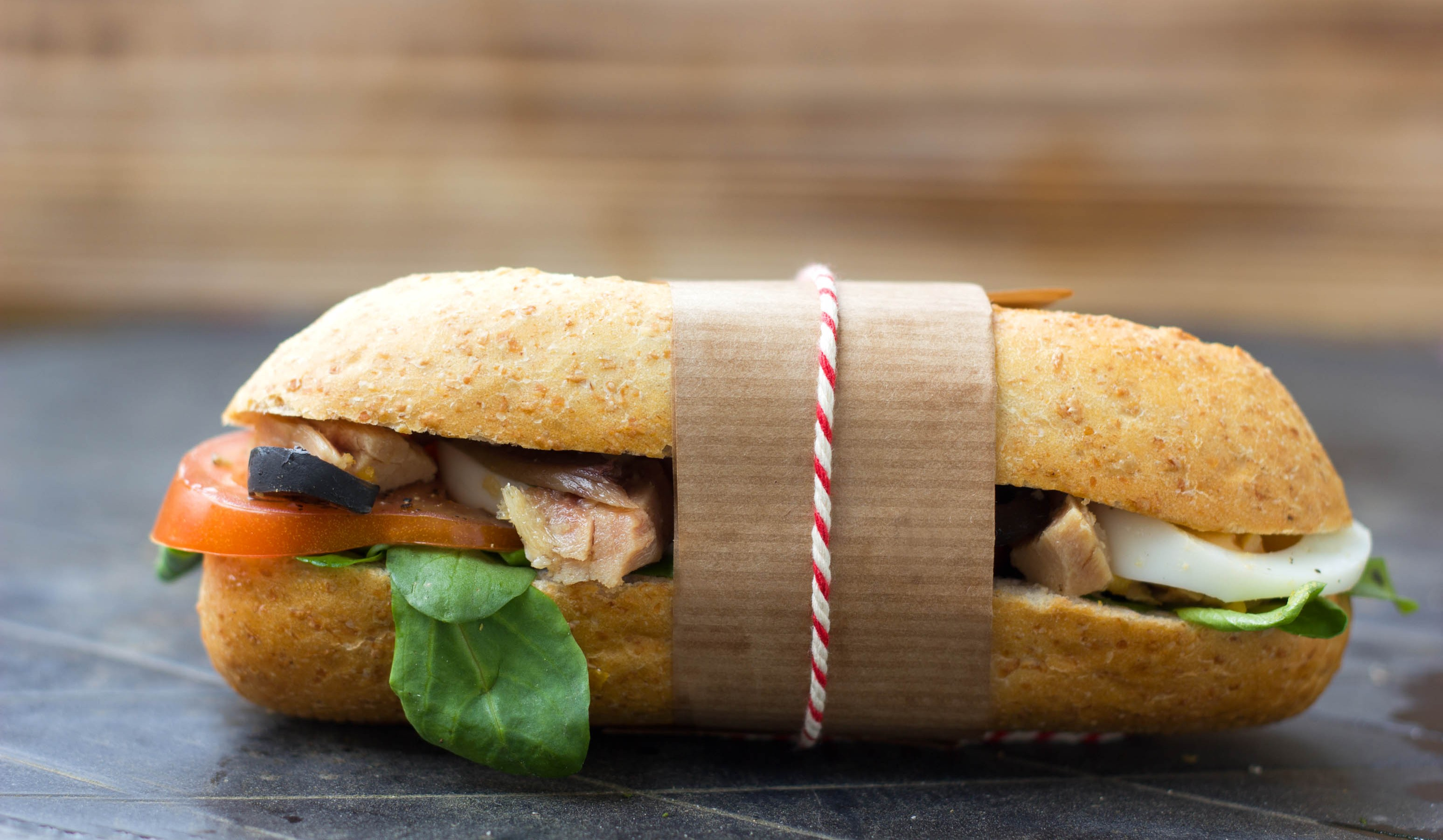 Tuna Nicoise Sandwich | Recipe | TLT - The Little Things